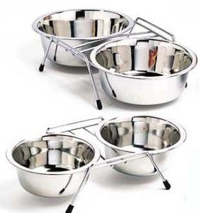 Ethical Stainless Steel Double Diner - Boxed